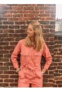 Jumpsuit SOLVEIG pink